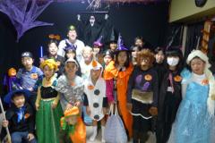 ハロウィーンパーティ2014